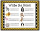 Write the Room - Zoo Animals - Differentiated