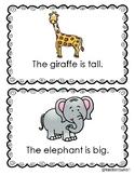 Write the Room (Zoo Sentences)