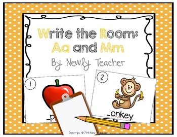 Write the Room - a and m