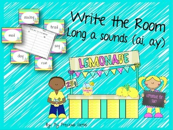 Write the Room (ai, ay edition)