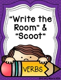 Write the Room and Scoot- Verbs