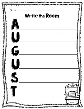 Write the Room and Write the Book For the Year!