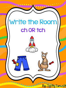 Write the Room: ch OR tch