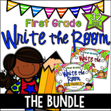 Write the Room for First Grade {THE BUNDLE}