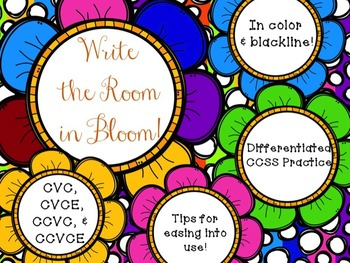 Write the Room in Bloom