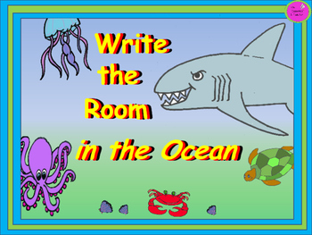 Write the Room in the Ocean