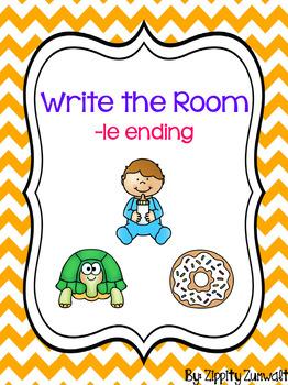 Write the Room: -le Endings