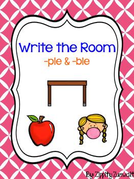 Write the Room - ple, ble