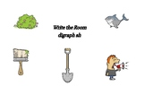 Write the Room sh Digraph