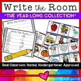 Write the Room :the Year Long Collection: Letters, Sounds,