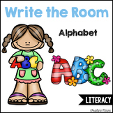 Write the Room - the Alphabet