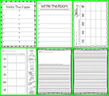 Write the Room - Diphthong ue, ew, ui, oo, ou