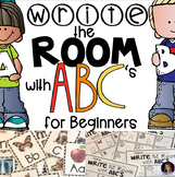 Write the Room with ABC's for Beginners (Real Pictures)