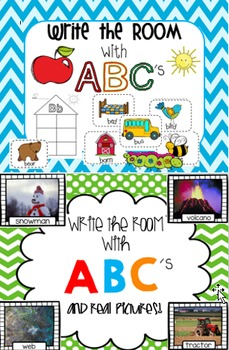 Write the Room with ABC's Bundle