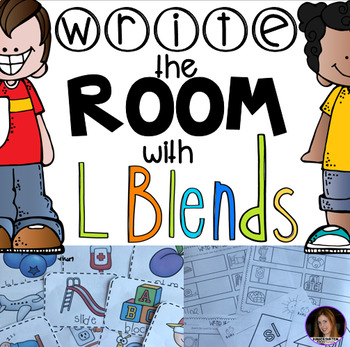 Write the Room with L Blends