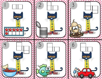 Write the Room with Pete the Cat: short i words