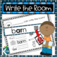 Write the Room with QR Codes: R-controlled Vowels