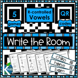 Write the Room with QR Codes for R-controlled Vowels