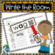 Write the Room with QR Codes: Short Vowels