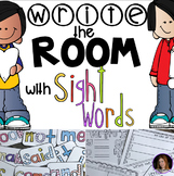 Write the Room with Sight Words