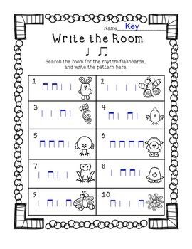 Write the Room with Ta & Ti-Ti: Spring Edition