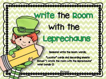 Write the Room with the Leprechauns