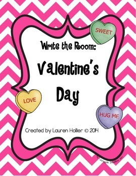 Write the Room:Valentine's Day