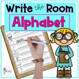Write the Room_Alphabet