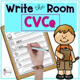 Write the Room_CVCe
