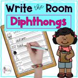 Write the Room_Diphthongs