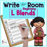 Write the Room_L Blends (Beginning)