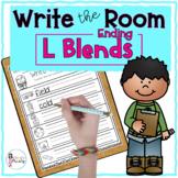 Write the Room_L Blends (Ending)