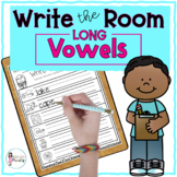 Write the Room_Long Vowels