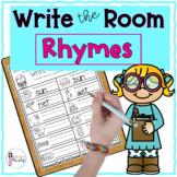 Write the Room_Rhyming Words