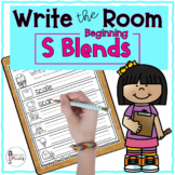 Write the Room_S Blends (Beginning)