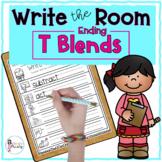 Write the Room_T Blends (Ending)