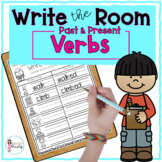 Write the Room_Verbs (Past & Present)
