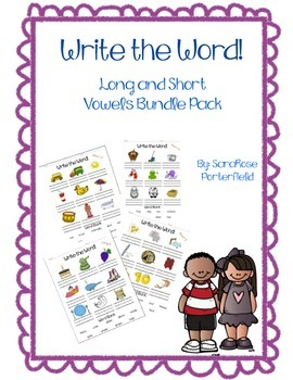 Write the Word Bundle