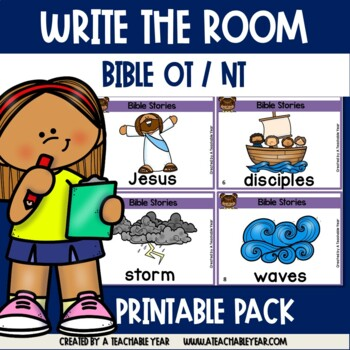 Write the room-Bible Edition
