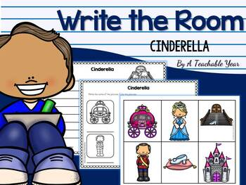Write the room- Cinderella