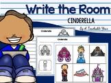 Write the Room- Cinderella -FREE