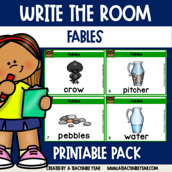 Write the Room- Fables Edition