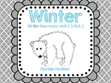 Winter write the room { 3 sets included }