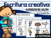 Spanish Write the Room- La primavera