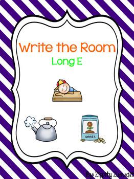 Write the Room - Long e  ee/ea