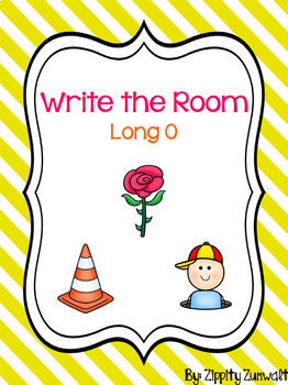 Write the room - Long o CVCe