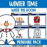 Write the room- Part of Speech- Winter Edition
