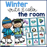 Write the room: Winter theme