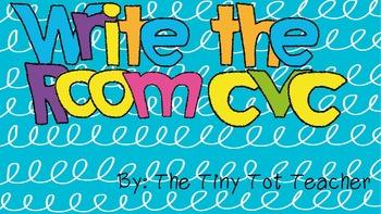 Write the room cvc
