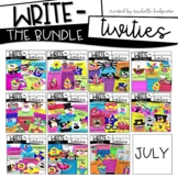 Write-tivities Growing Bundle (Writing for the entire year)